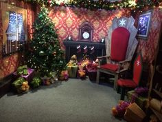 Where to find a Santa's Grotto in Coventry and Warwickshire in 2015 Christmas Kingdom, Christmas Lodge, Office Christmas, Kids Christmas, Christmas Crafts, Xmas, Christmas Parties, Christmas Grotto Ideas, Christmas Fayre Ideas