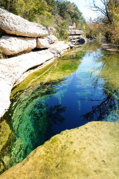 Jacob's Well Wimberely, TX