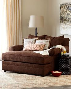 Finch  Chaise Destined for lounging this handcrafted chaise offers an elegant place to unwind or a comfortable spot for reading. : big comfy chaise lounge - Sectionals, Sofas & Couches