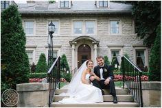 St. Paul College Club Wedding in St Paul, Minnesota. // Photo by Charleston , SC Wedding Photographers Aaron and Jillian Photography