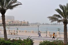 Al Khobar Waterfront, Saudi Arabia                        On the Persian Gulf