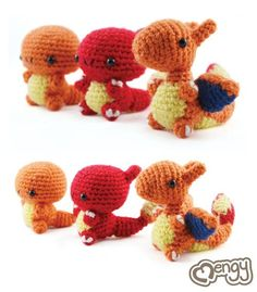 Pokemon Crochet | OmoshiroiTV