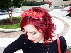 Misturinha: Koleston Espuma Color Intense Vermelho Super Intenso 7744 + Cereja 6646 - Gostei... e agora?!