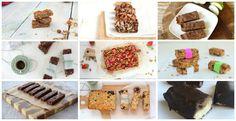 Gezonde snackrepen maak je makkelijk zelf. Ik heb 15 recepten voor je verzameld…