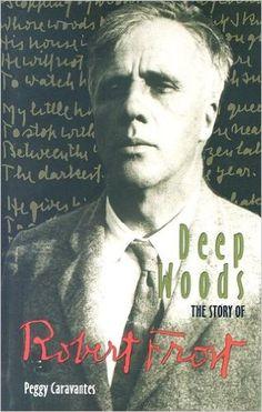 Easy-to-read bio of classic American poet Robert Frost