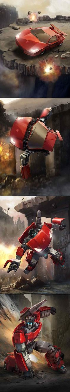 TRANSFORMERS LEGENDS: Sidewipe by manbu1977 on deviantART
