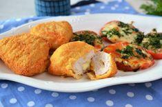 Amandine - Retete culinare by Teo's Kitchen Untold Festival, Cordon Bleu, Muesli, Nachos, Bruschetta, Mozzarella, Baked Potato, Zucchini, Baking