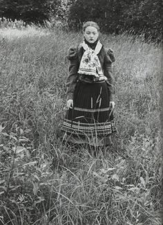 The Wood Tale with Devon Aoki styled by Venetia Scott photographed by Juergen Teller