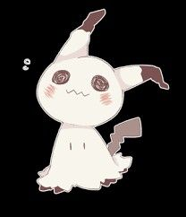 Mimikkyu pokemon