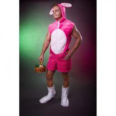 Cooles Hasenkostüm Plüschkostüm Fasching Kostüm Osterhasenkostüm