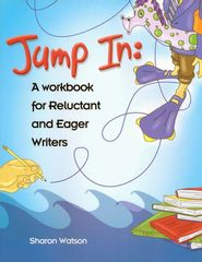 Jump In Writing Curriculum for Reluctant Writers-middle school.