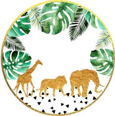 Shop Jungle Baby Shower Stickers Gold Decorations created by littlebirdieprints. Safari Theme Birthday, Dinosaur Birthday Party, Safari Party, 1st Boy Birthday, Safari Baby Shower Cake, Baby Boy Shower, Jungle Theme Baby Shower, Baby Showers, Gold Decorations