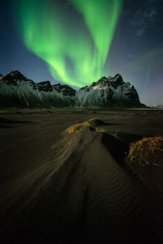 Aurora Borealis, in Iceland, by JEAN GALEANO