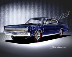1966 - 1967 DODGE CHARGER