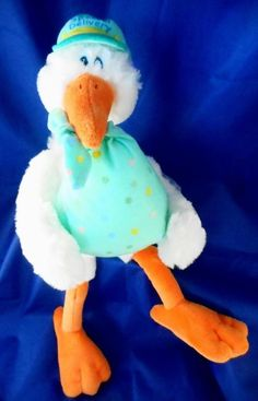 Stork delivery gift set boy 6800 unique baby gifts pinterest stork plush special dellivery w baby tag nursery gift shower decoration negle Gallery