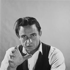 Johnny Cash: From 20th Century Icons Collection at London's Proud Galleries.