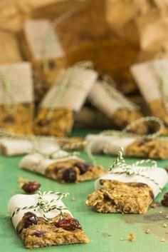 Muesli ontbijt koek/reep - Rineke Dijkinga