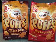 GF Goldfish Puffs