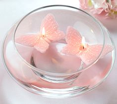 Pink Butterfly Float