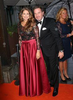Princess Madeleine sparkles as Swedish royal family attend Stockholm's prestigious music awards ceremony - Photo 2 | Celebrity news in hellomagazine.com