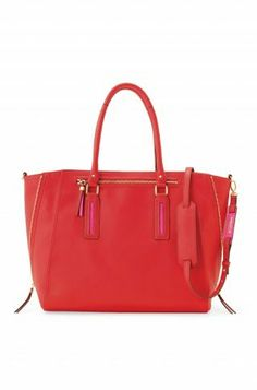 Madison Tech Bag - Poppy  Red Hot Valentine's Day gift. Find them it www.stelladot.com/yasmineb