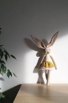 Cute Bunny Slippers Ideas Patrones de tejer gratis