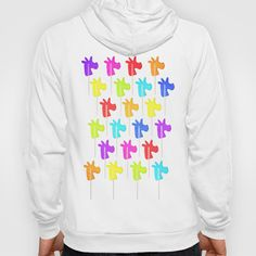 Oh Unicorn Lollipops Hoody