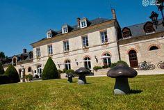 Le Domaine de Barive - Les Epicuriens à Sainte-Preuve : Un havre de paix en pleine nature… Bontourism® vous emmène