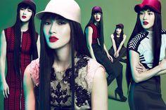 #POPBEETV 一分鐘認識中國 It Girl 陳燃!與你分享時尚、美妝貼士! – POPBEE