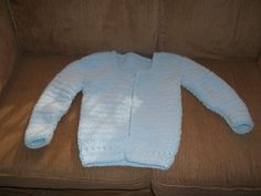A nice warn, soft, snuggle up sweater. I crocheted this free hand. No pattern. All you  need are some measurements or a size to follow and you can have a custom made sweater yourself.