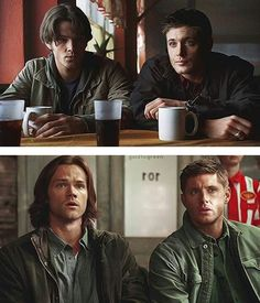 Then.....Now ~Supernatural