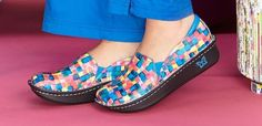 Alegria Shoes Debra Blot-dee-da from Alegria Shoe Shop - now on closeout!