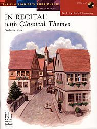 Wonderful play-along CD for Level 1-2 students, fun melodies & clear arrangements
