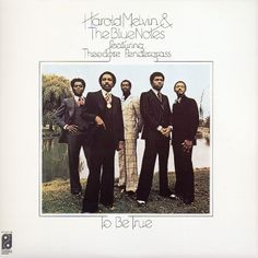 Harold Melvin & The Blue Notes featuring Theodore Pendergrass - To Be True (1975)