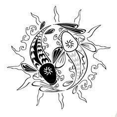 45 Meilleures Images Du Tableau Yin Yang Yin Yang Yin Yang