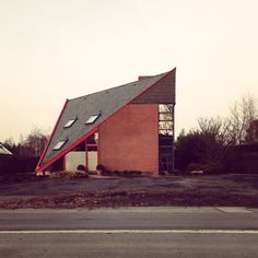 Belgium's Shamelessly Ugly Houses Make For A Surprisingly Beautiful Tumblr - Architizer