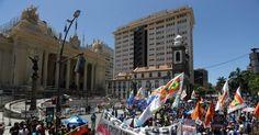 Famílias de PMs do Rio farão bloqueios em batalhões nesta sexta, dizem policiais