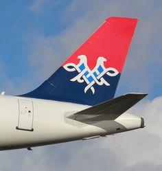 airways tails serbia -