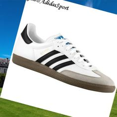 new arrival 52bb6 ff1e4 White Black Gum - Adidas Originals Samba men Trainers,Fashionable and  quality sports shoes here