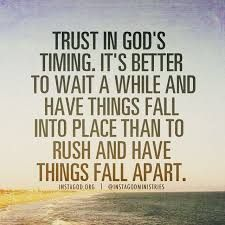 Bildergebnis für look back and thank God look forward and trust God