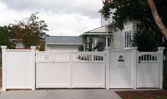 Heritage Gates & Fences Gates Fences Wooden Gates Traditional Gates Laminated Posts on Landscapedesign.co.nz