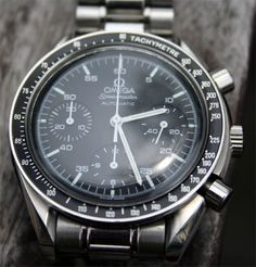 Writing about the Omega Speedmaster Reduced 3510.50.00 is like trying to write about a classic muscle car. Words fail you and you fall back on cliche – classic, understated, collectable, impr…