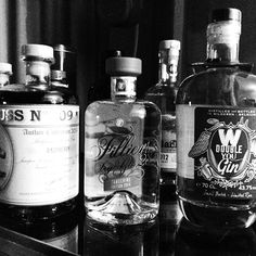 """Monthly upgrade to the collection #gin #gintonic #W #filliers #Buss509 #raspberry #tangerine"""