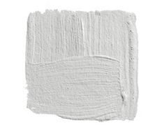 "BENJAMIN MOORE HORIZON 1478: ""I always come back to Horizon, a pale gray that doesn't turn blue or green on you."