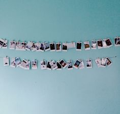 cute • pictures • room • bedroom ideas • polaroid • wall pictures • teen room • dorm • dorms