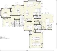 Design and Floor plan Copyright © Harwood Homes NZ Limited