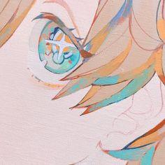 """ナナカワ▲2/6〜11個展 on Twitter: """"制作中の一部2 #ただいまニュータウン… """" 5 Anime, Anime Art, Pretty Art, Cute Art, Kagami Kuroko, Character Art, Character Design, Art Manga, Arte Sketchbook"""
