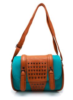 studded two-tone purse $40.30