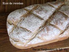 Bloc de recetas: Pan de espelta en Chef-o-matic y en la panificadora del Lidl