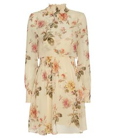 14 Floral Dresses to Get Your Spring On - Exclusive for Intermix  - from InStyle.com
